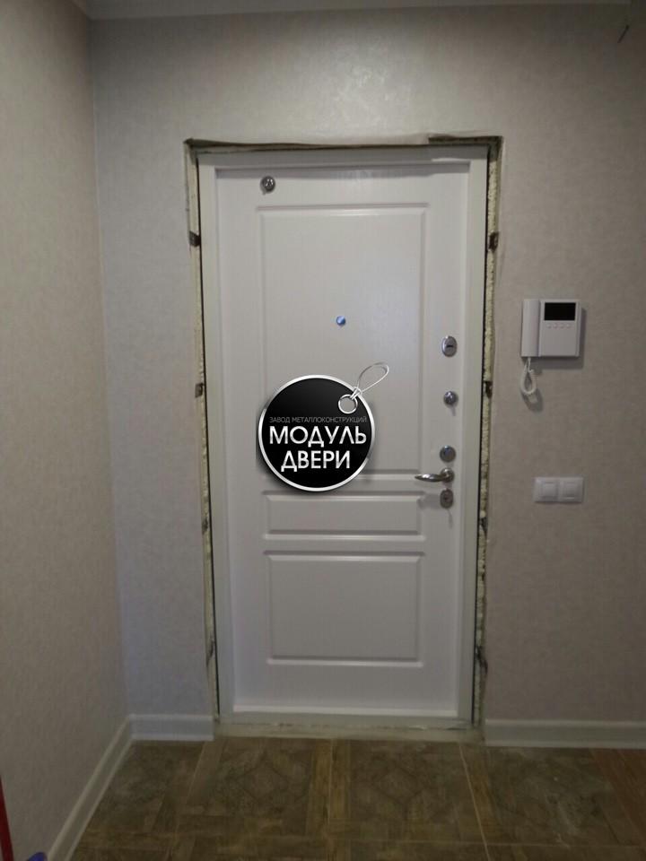 металлические двери с шумоизоляцией от производителя