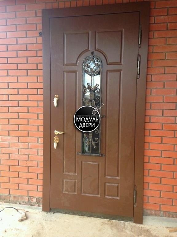 двери входные и ворота