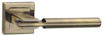 Ручка раздельная CITY QL ABG-6 зеленая бронза