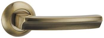 Ручка раздельная ALFA TL ABG-6 зеленая бронза