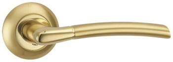 Ручка раздельная ARDEA TL SG/GP-4 матовое золото/золото