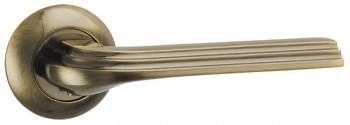 Ручка раздельная BOLERO TL ABG-6 зеленая бронза