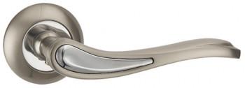 Ручка раздельная SALSA TL SN/CP-3 матовый никель/хром