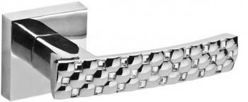 Ручка раздельная CRYSTAL STAR DM CP-8 хром