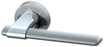 Ручка раздельная AJAX URB1 SN/CP/SN-12 Матовый никель/Хром/Матовый никель