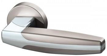 Ручка раздельная ARC URB2 SN/CP/SN-12 Матовый никель/хром/матовый никель