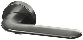 Ручка раздельная EXCALIBUR URB4 BPVD-77 Вороненный никель