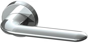 Ручка раздельная EXCALIBUR URB4 СР-8 Хром