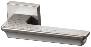 Ручка раздельная MATRIX USQ7 SN-3 Матовый никель