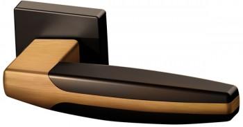 Ручка раздельная ARC USQ2  BB/SBB/BB- 17  Коричневая бронза/Мат. коричневая бронза/Коричневая бронза