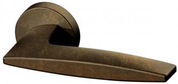 Ручка раздельная SQUID URB9 ОВ-13 Античная бронза