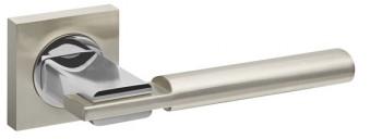Ручка раздельная JAZZ KM SN/CP-3