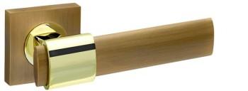 Ручка раздельная TWIST KM AB/GP-7
