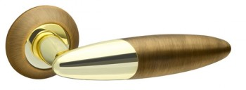 Ручка раздельная SOLO RM AB/GP-7