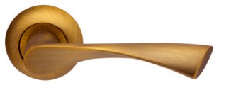 Ручка раздельная Corona LD23-1WAB-11 матовая бронза