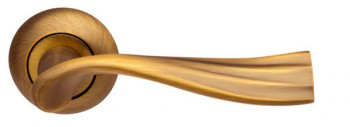 Ручка раздельная Laguna LD85-1WAB-11 матовая бронза