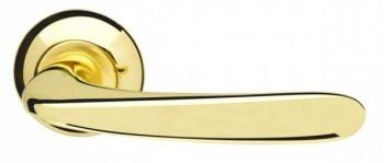 Ручка раздельная Pava LD42-1GP/SG-5 золото/матовое золото TECH (кв. 8х140)