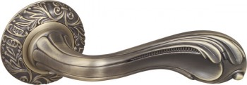 Ручка раздельная BAROCCO SM MAB-6 темная бронза