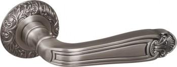 Ручка раздельная LOUVRE SM AS-3 античное серебро