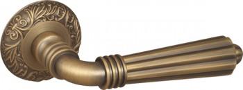 Ручка раздельная DEMETRA SM AB-7 матовая бронза