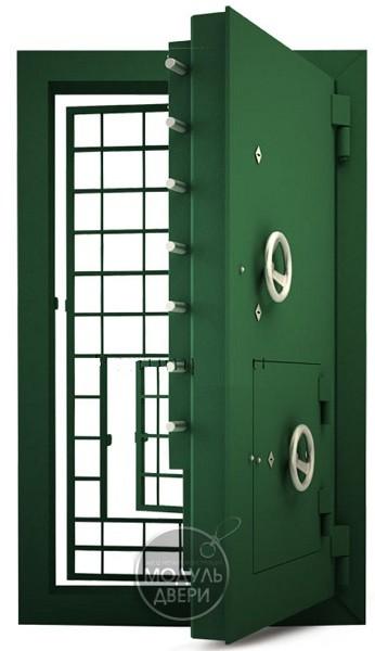 металлические сейфовые двери на заказ в москве