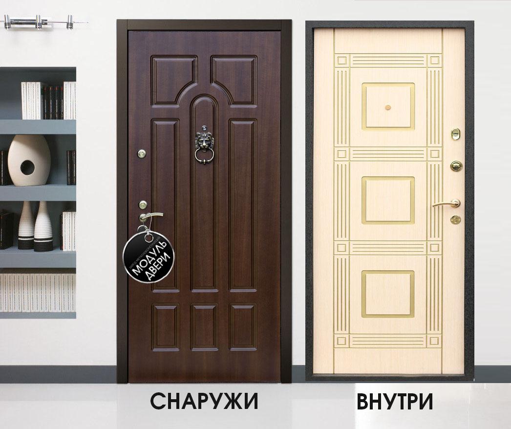 элитные стальные двери от производителей