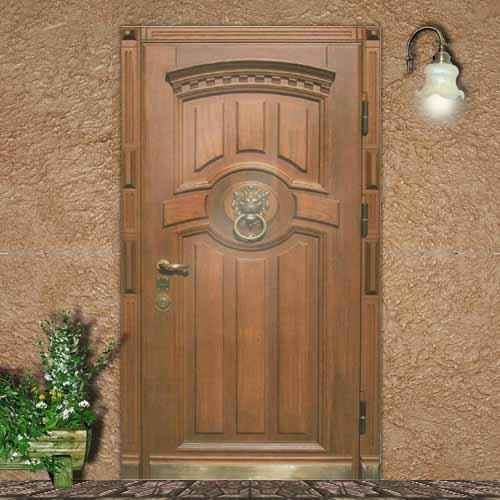 эксклюзивные входные двери для квартир
