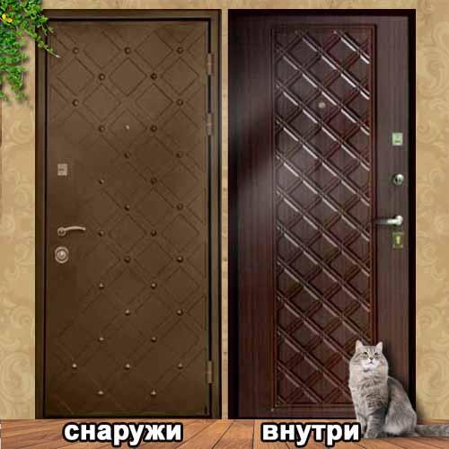входные двери уличные купить в химках красногорске