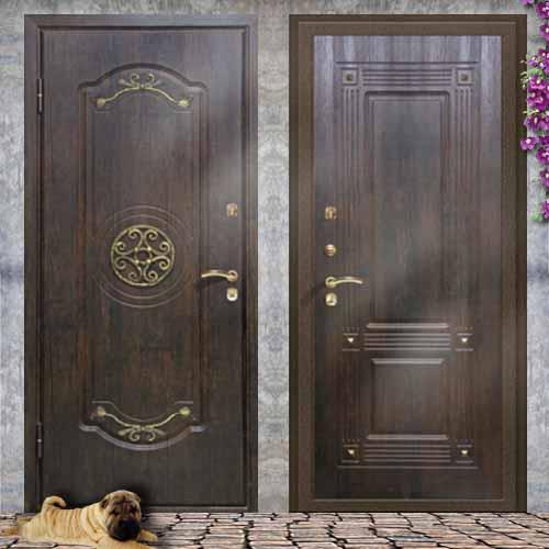 элитные стальные двери для квартиры