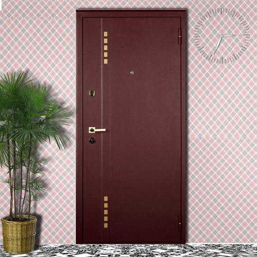 дверь квартирная входная эконом класса