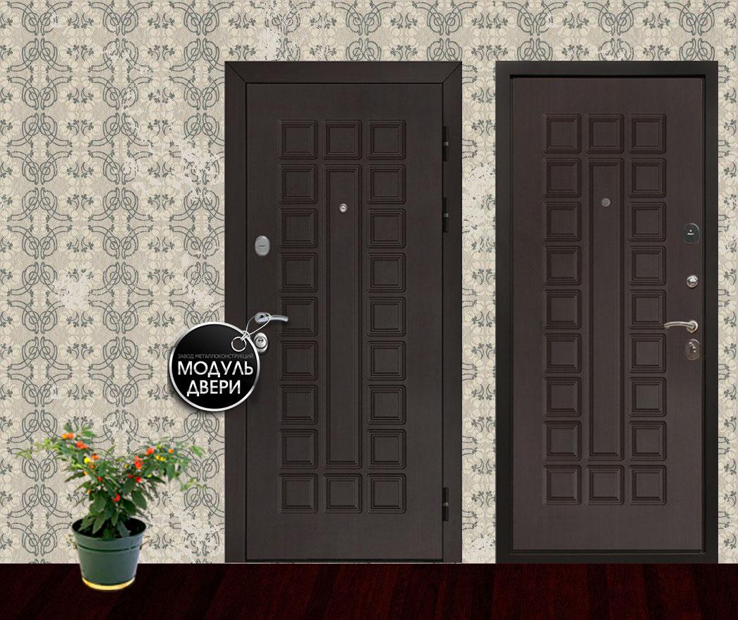двери входные мдф усиленные