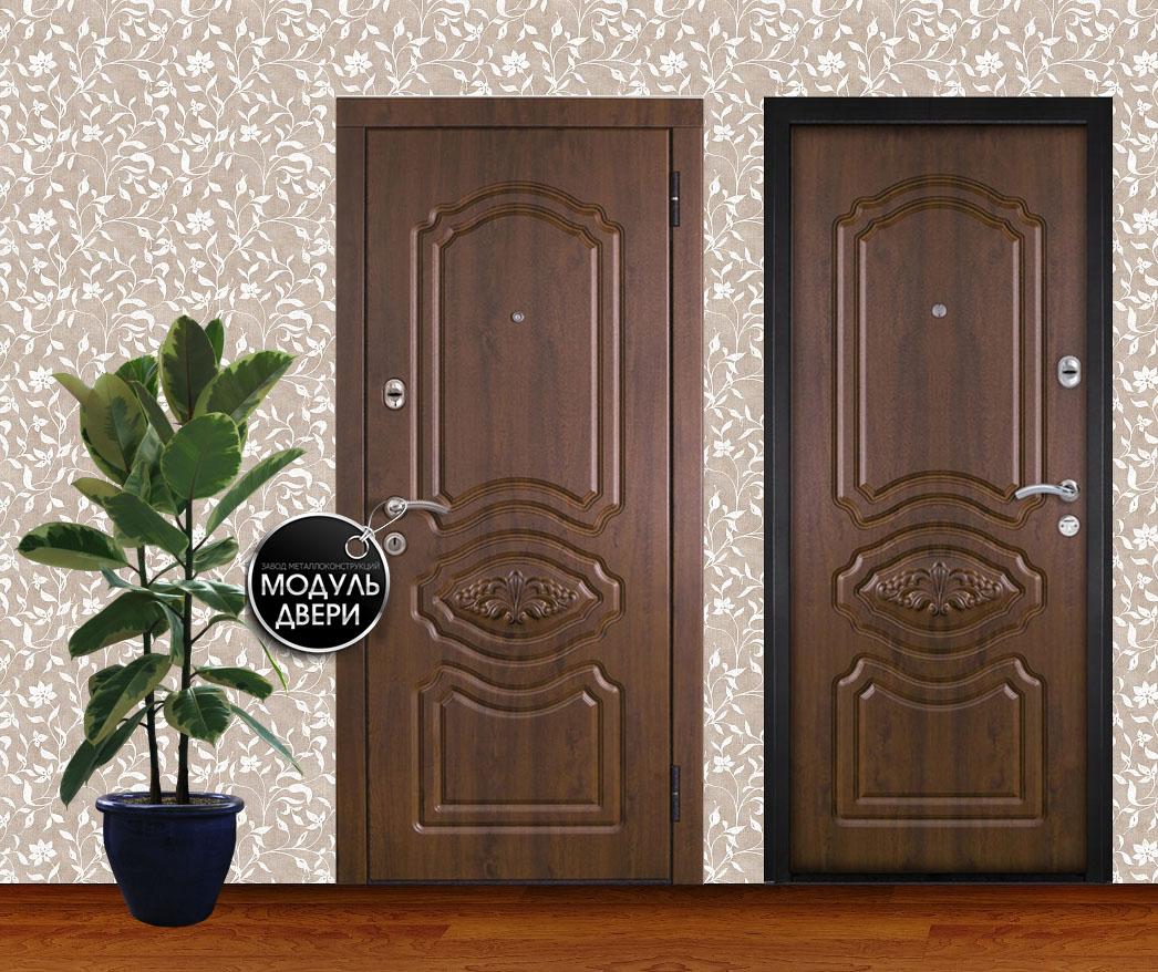 входные двери в квартиру с боковинами и фрамугой