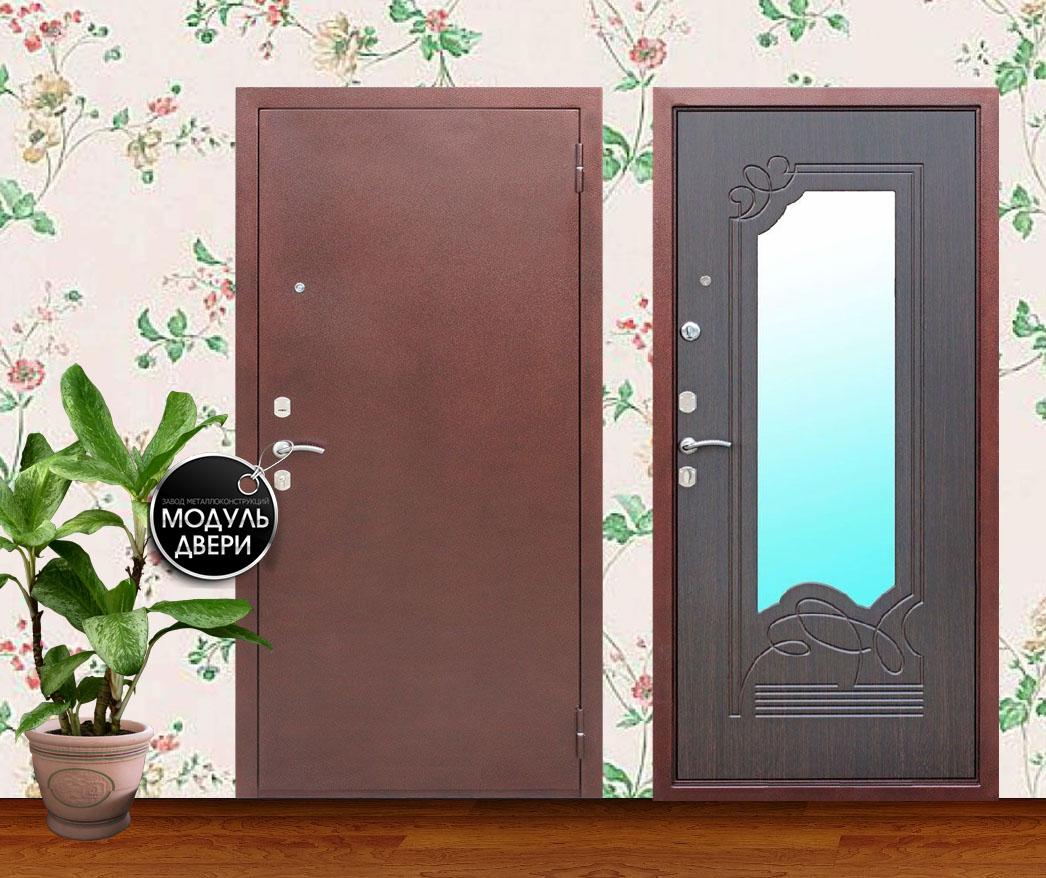 установить металлическую дверь в квартиру недорого в москве