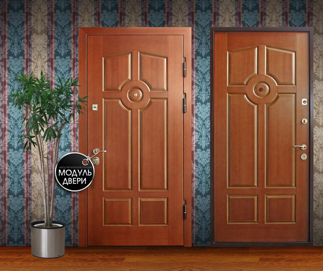входные уличные двери мдф