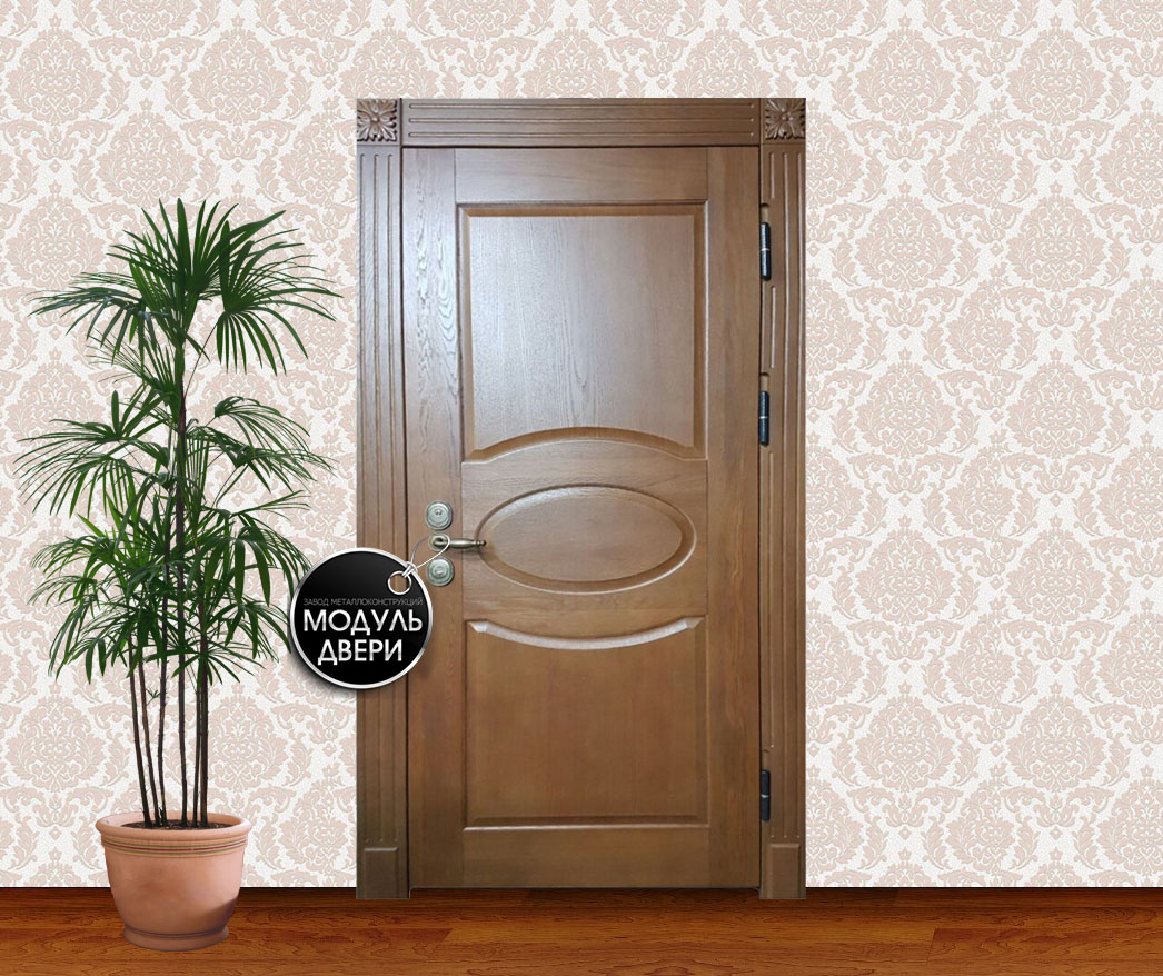 сколько стоит входной двери в квартиру с установка