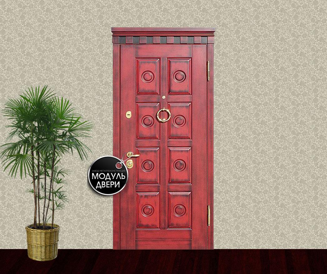 двери входные массив для квартиры