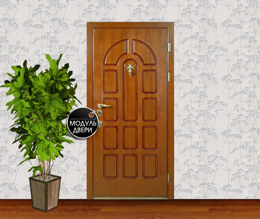 установить металлические двери на лестнице