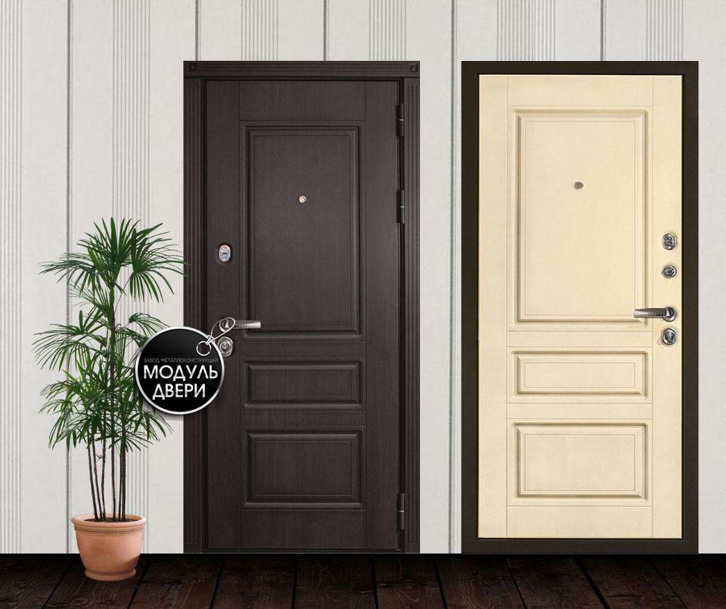 стоимость металлической двери в под