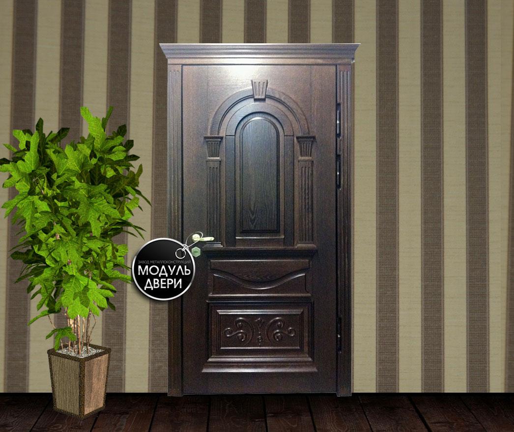 металлические двери элитного класса