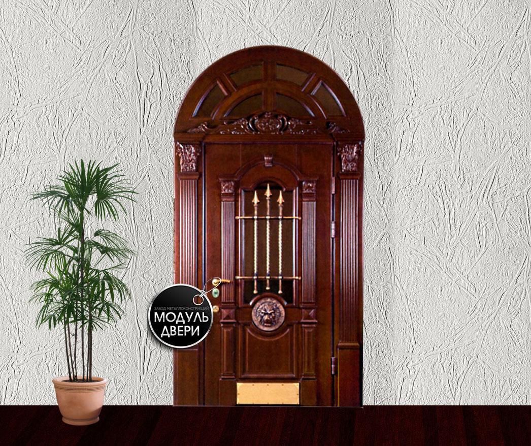 недорогие кованые входные двери для частного дома