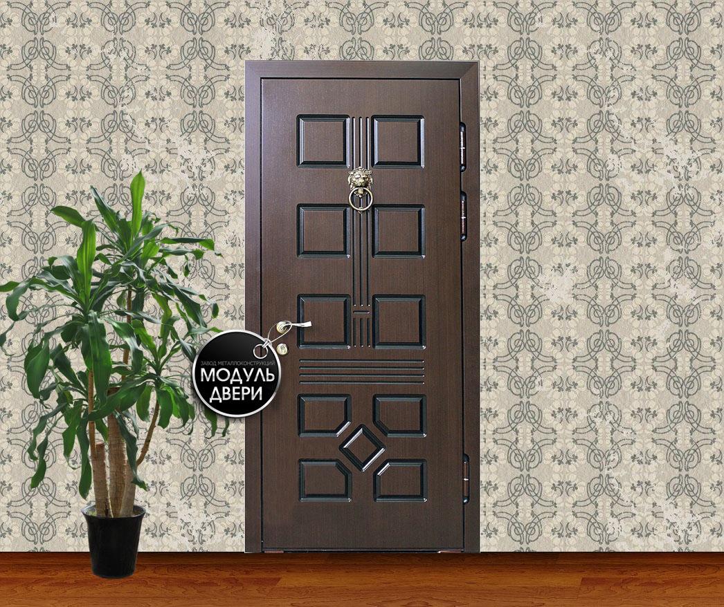 дверь тамбурная металлическая п 44