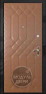 стальные ручные двери
