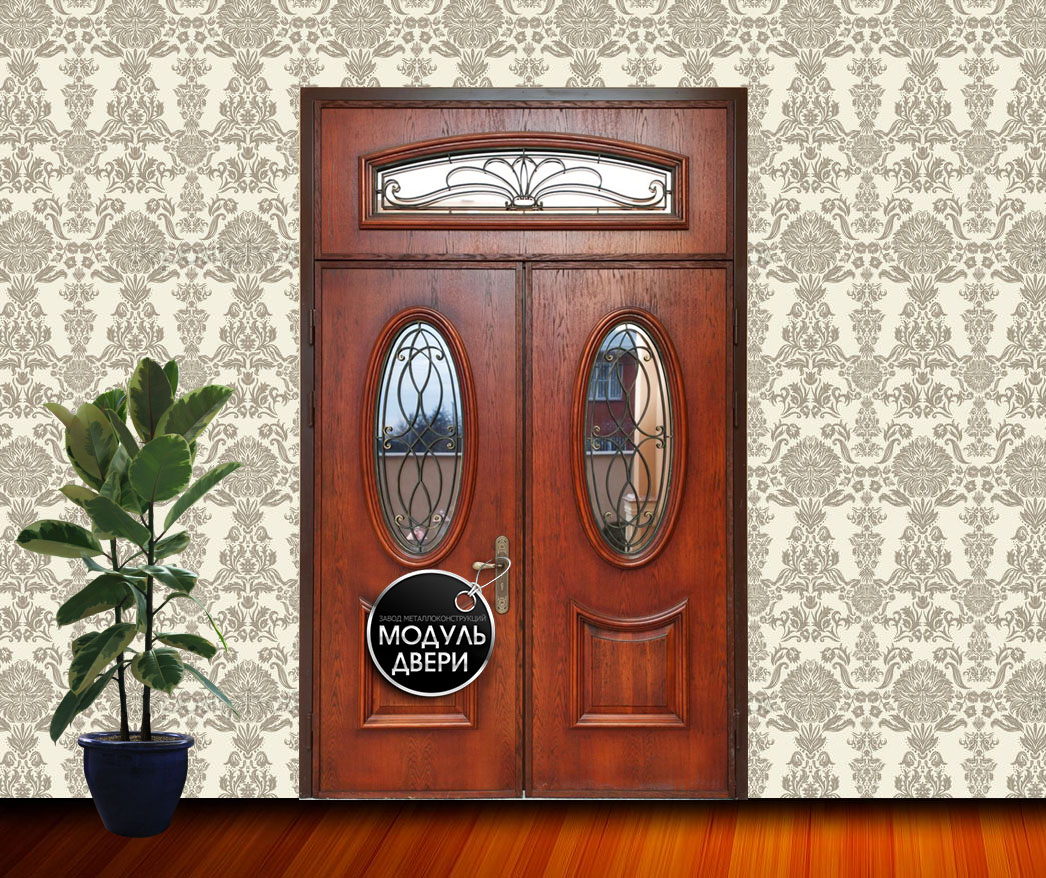 входные двери для особняков изготовление