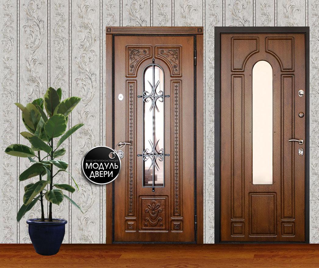элитные стальные двери для коттеджа купить