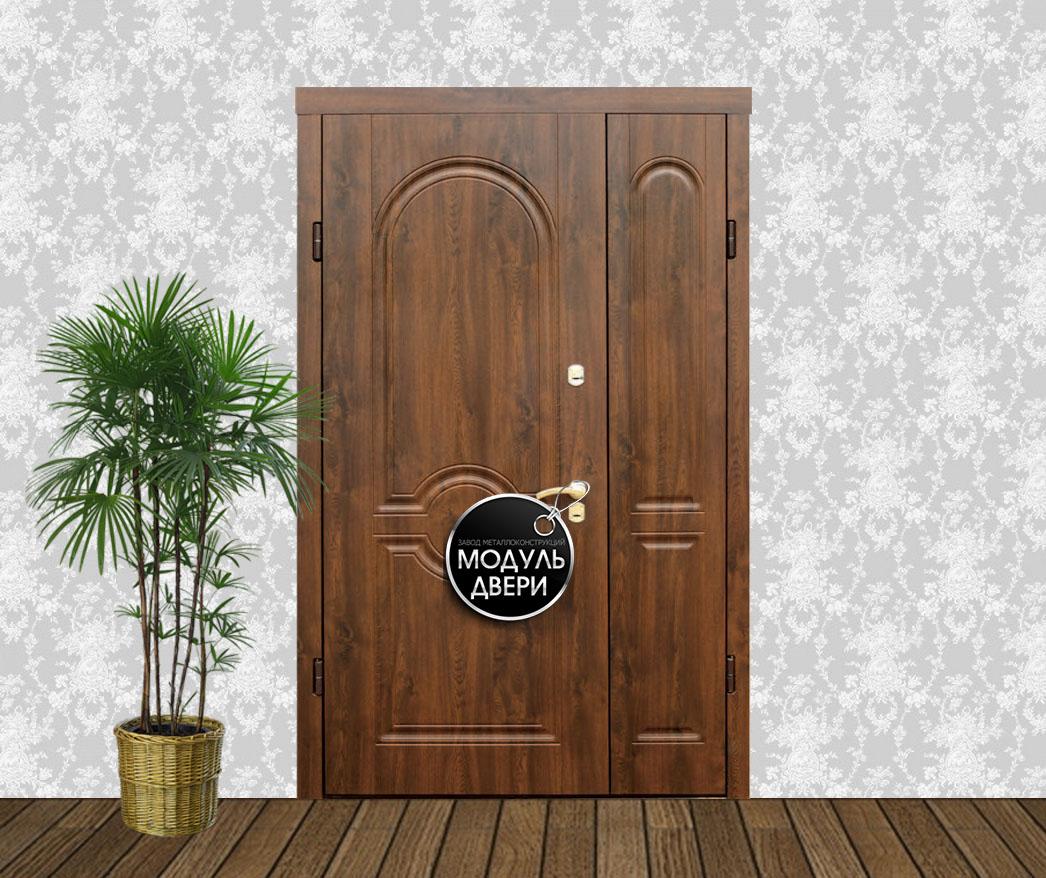 заказать обычную железную дверь