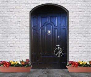 входные арочные двери недорого