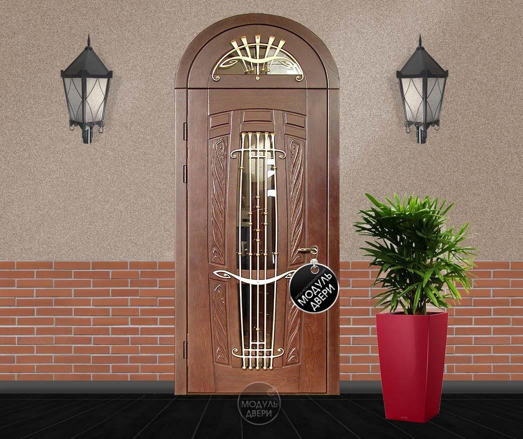 двери металлические арочные от производителя