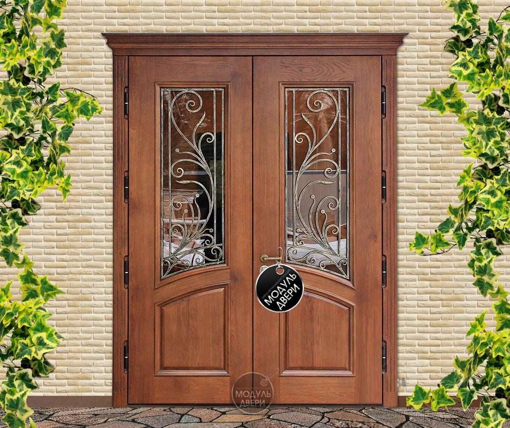 входные двери двустворчатые в москве