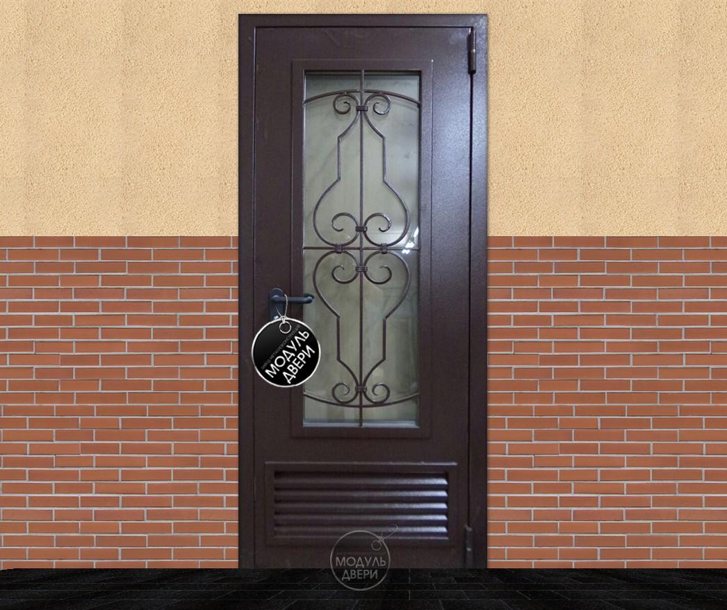 металлическая дверь в котельную купить в москве
