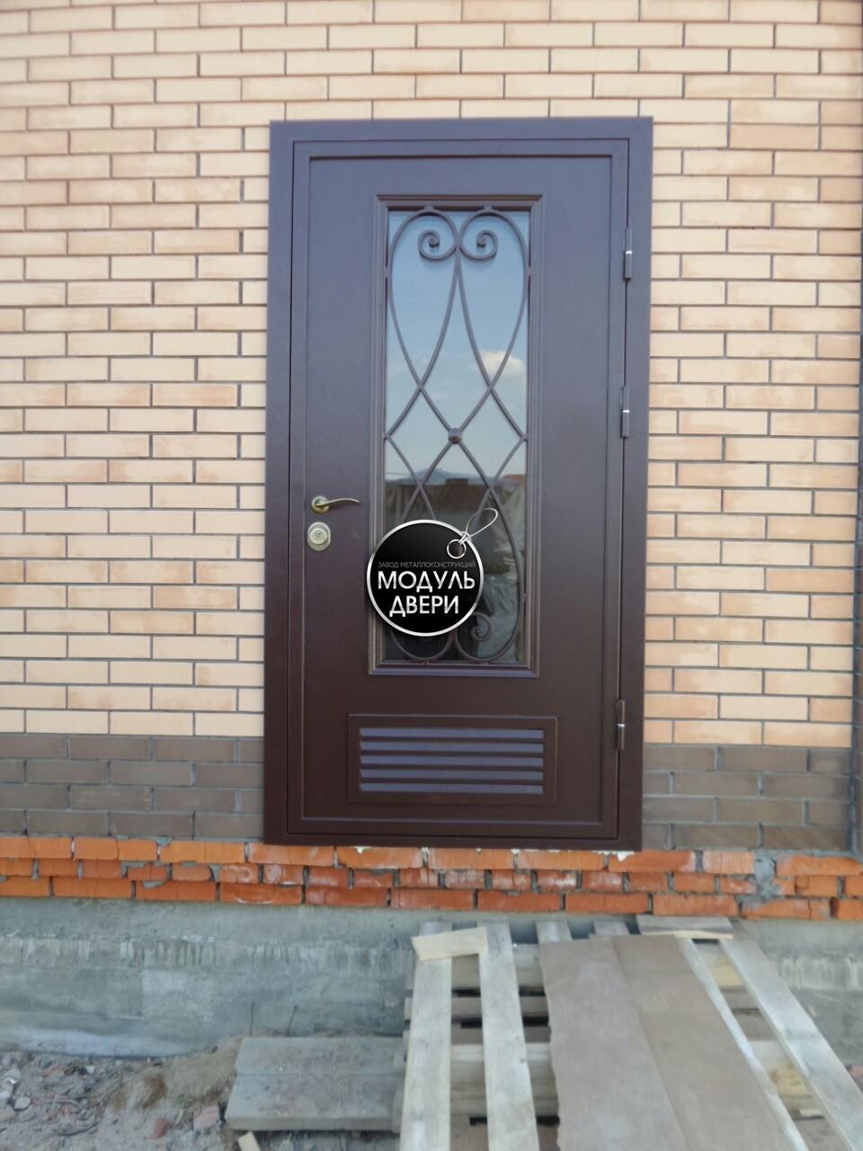 купить железную звуконепроницаемую дверь москва